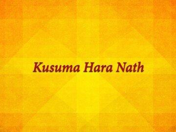 Kusuma Hara Nath-JAYA JAYA SANKARA