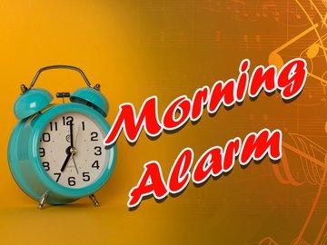 Morning Alarm-Isai Aruvi