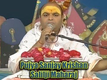 Pujya Sanjay Krishan Salilji Maharaj-Aastha TV