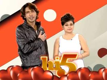 Hi 5 Live-Dhoom Music