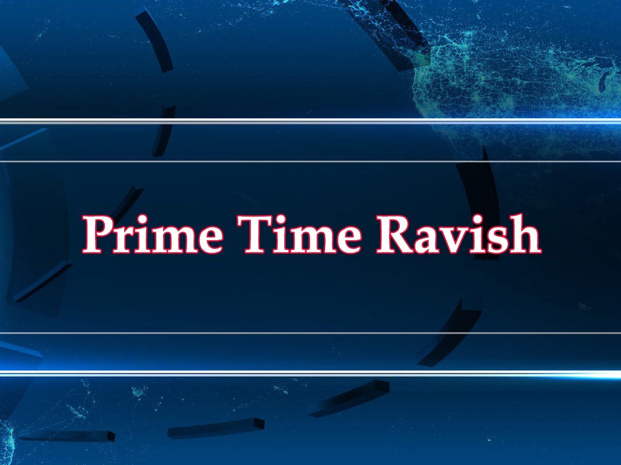 Prime Time Ravish-NDTV Profit