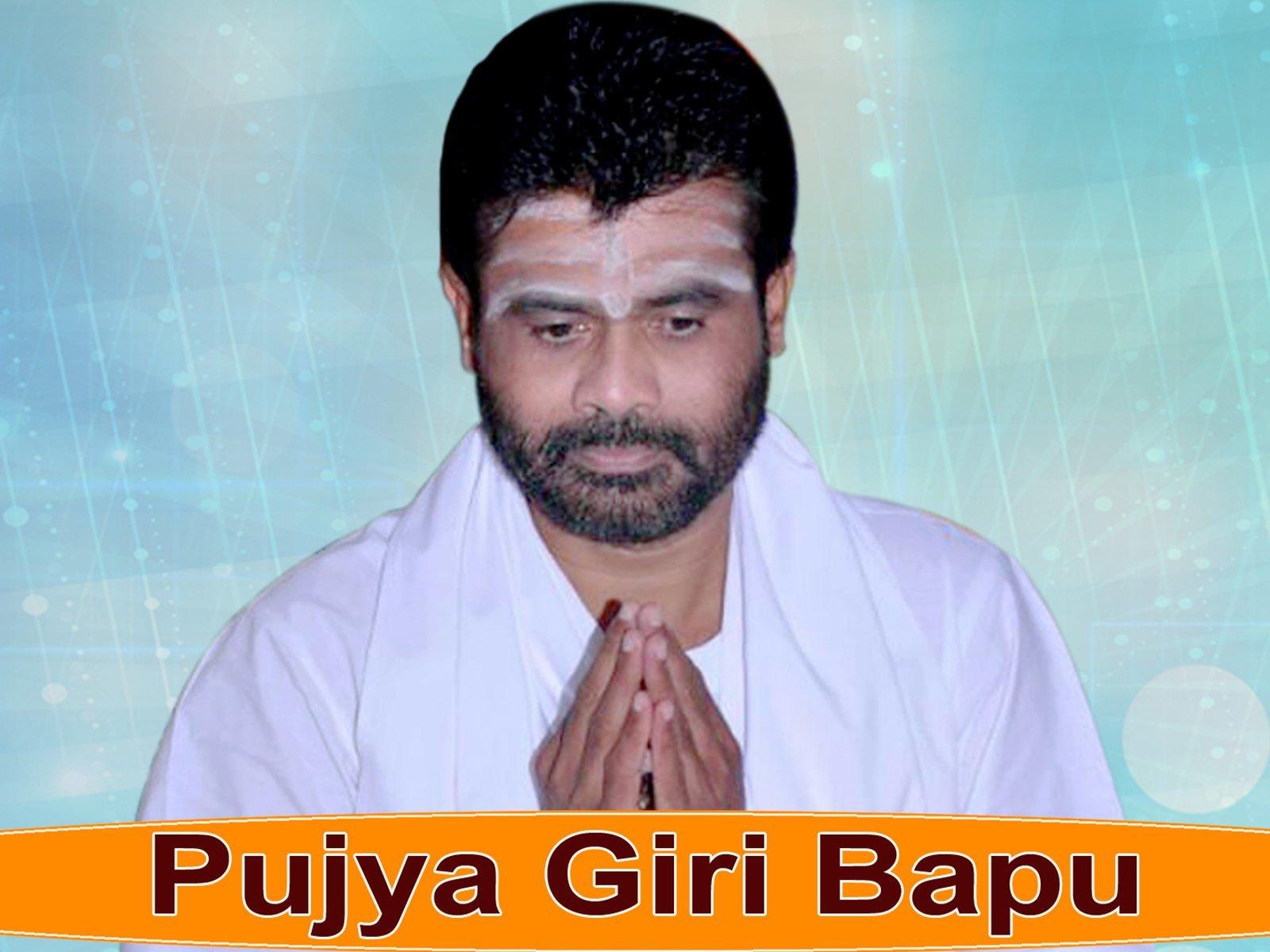Pujya Giri Bapu-Aastha TV