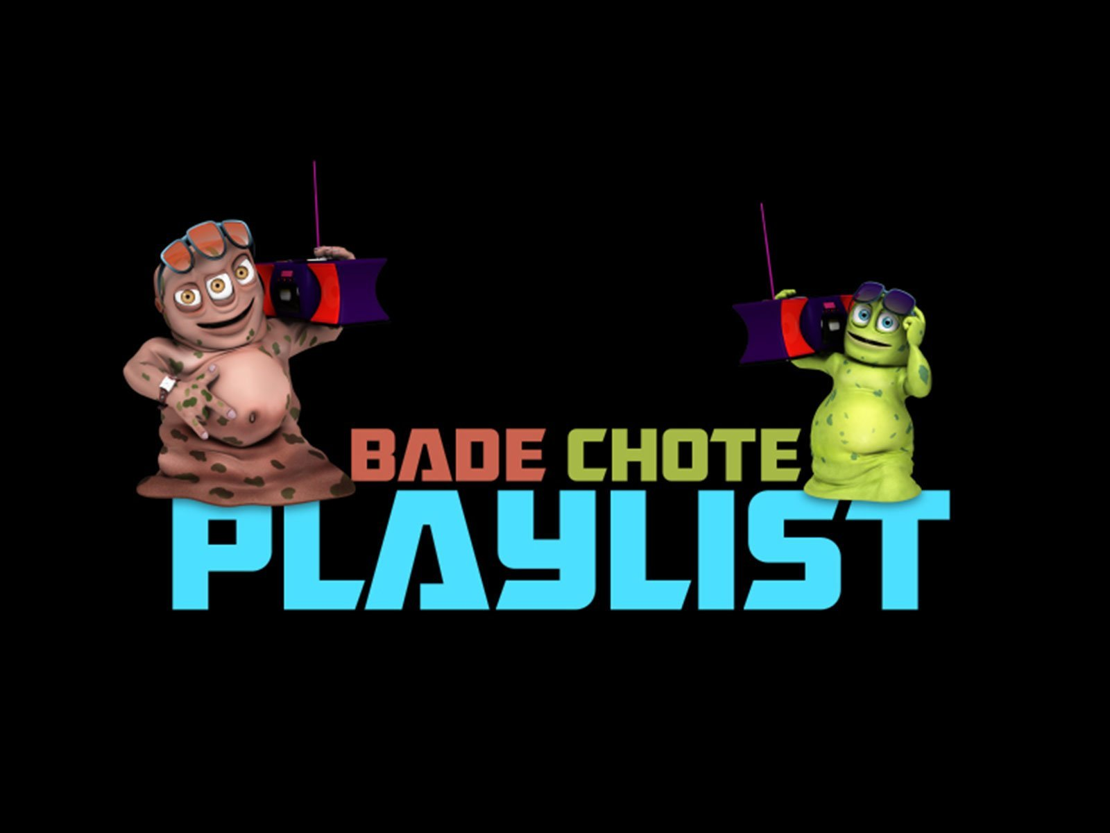 Bade-Chote's Playlist-9x Tashan